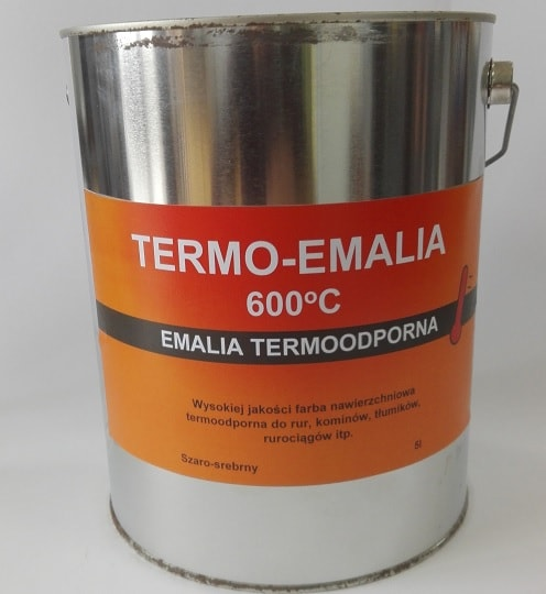 Emalia Termoodporna Termo Emalia Alcor