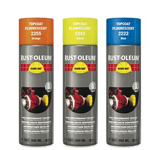 Farba Fluorescencyjna Spray 500ml Alcor Farby Specjalistyczne